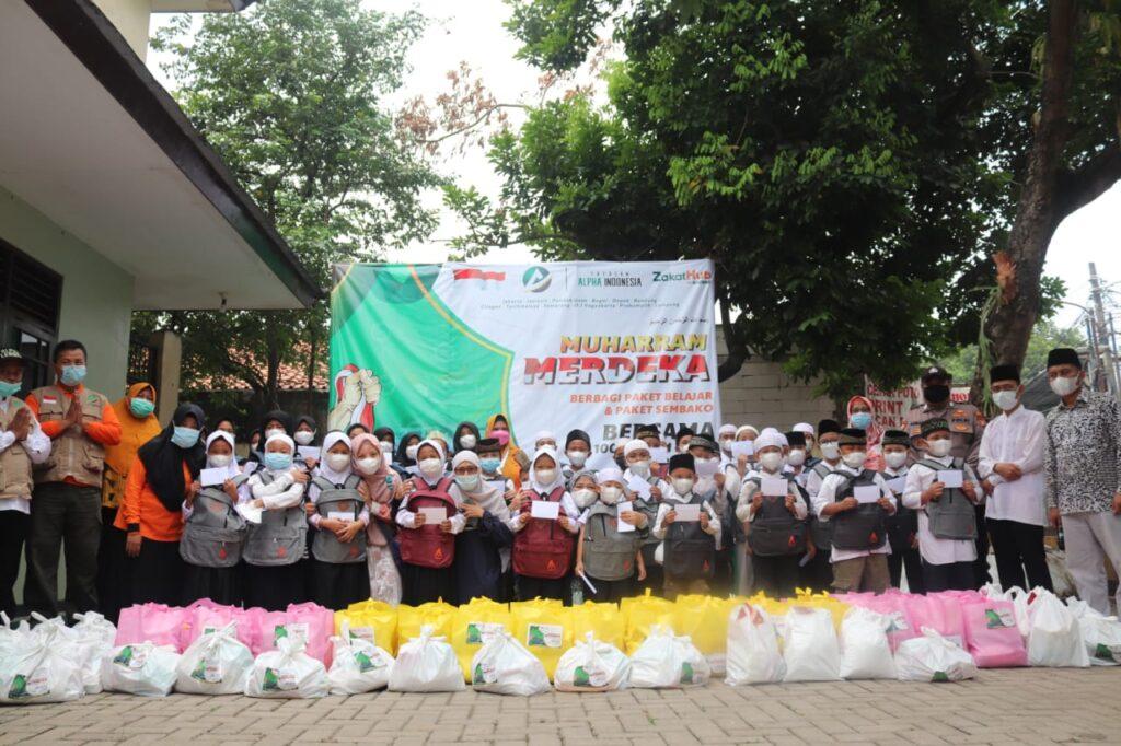 rumah asuh yatim fadilah ihsan Jakarta.