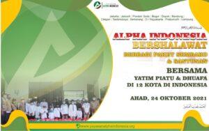 Alpha Indonesia Bersholawat